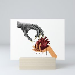 AN OFFERING Mini Art Print