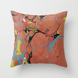 Abstract Painting ; Centaurus Throw Pillow