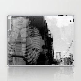 Williamsburg Bridge Analog Laptop & iPad Skin