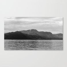 The Sleeping Giant Canvas Print