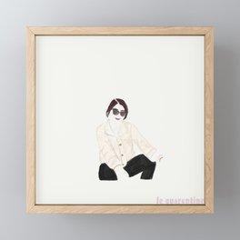 Paulala1 Framed Mini Art Print