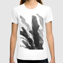 Banana Leaves Jungle #3 #tropical #decor #art #society6 T-shirt