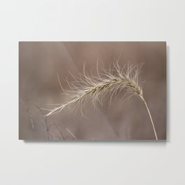 Wisp in the Wind Metal Print