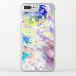 Interstellar No. 2 Clear iPhone Case