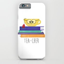 Teacher iPhone Case