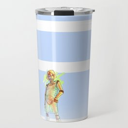 Elga - Robochique Travel Mug