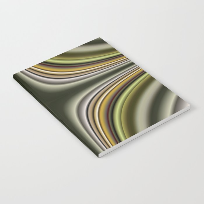 Fractal Cross in CMR 01 Notebook