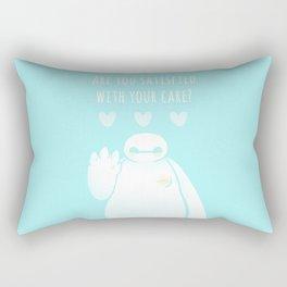 Baymax care Rectangular Pillow