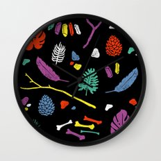 Organisms Wall Clock