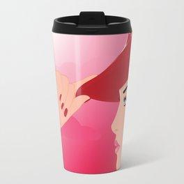 Cow Girl  Travel Mug