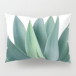 Agave blanco Pillow Sham