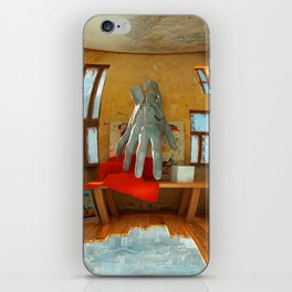 Workshop iPhone Skin