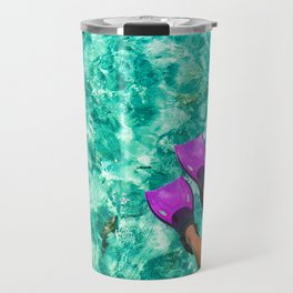 Vacation in the Maldives for the winter holidays Travel Mug