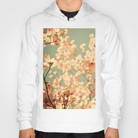 landscape Hoodies featuring Pink by Olivia Joy StClaire
