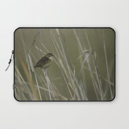 Little Brown Bird Laptop Sleeve