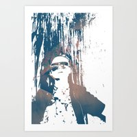 21 Art Print
