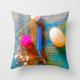 Perks Throw Pillow