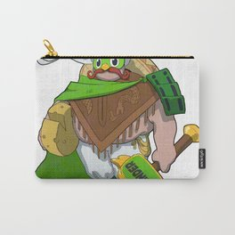 Duolingo Character imaginged Carry-All Pouch