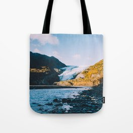 Exit Glacier - Kenai Fjords National Park Tote Bag