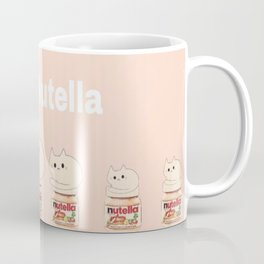 cats and nutella 314 Coffee Mug