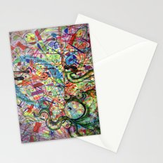 What a Mess! Stationery Cards