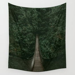 Into the Wilderness Wall Tapestry