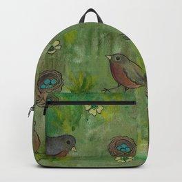 Heralds of Spring Backpack