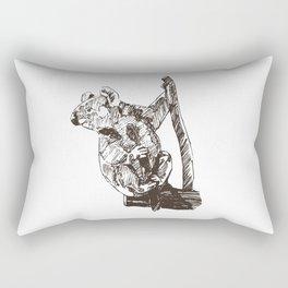 Koala Sanctuary Rectangular Pillow