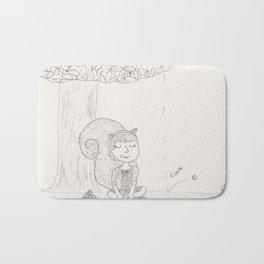 Chestnut Season Bath Mat