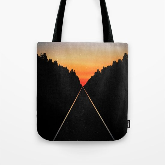 Keep Walking Don't Stop Tote Bag