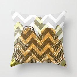 Pattern9028 Throw Pillow