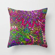 Love2Snap Flower Throw Pillow