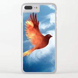 Firebird Clear iPhone Case