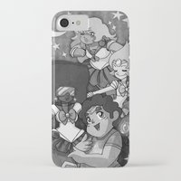 sailormoon iPhone & iPod Cases featuring SU SailorMoon by Ravenno
