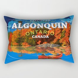Algonquin Park Rectangular Pillow