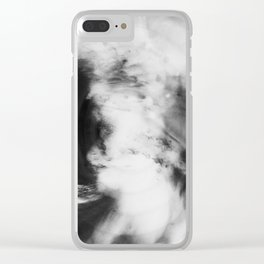 Form Ink No.20 Clear iPhone Case