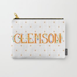 Clemson Carry-All Pouch