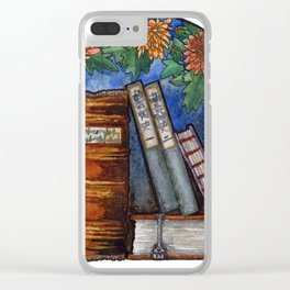 The Book Clear iPhone Case