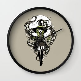 Walpurgis Night Wall Clock