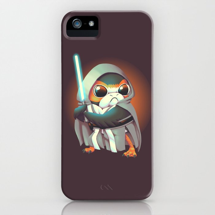 on sale 68825 2265d The Last Porg iPhone Case