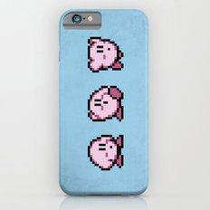 Kirbys Adventure Slim Case iPhone 6s