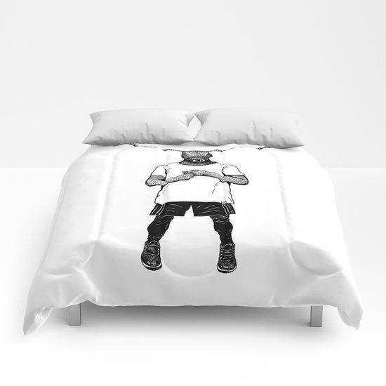 Maxilla Comforters