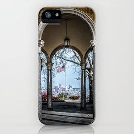Mt. Echo Park iPhone Case