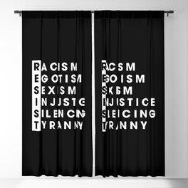 Resist Blackout Curtain