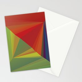Abstract Composition 666 Stationery Cards