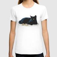 luna lovegood T-shirts featuring Luna by artbyteesa