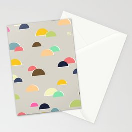 Happy Hills Stationery Cards