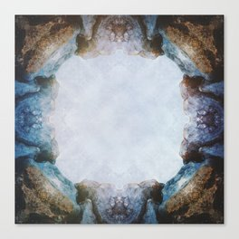 Celestial Engineering  Canvas Print