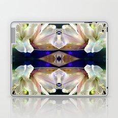 Flowers in the Starlight Laptop & iPad Skin