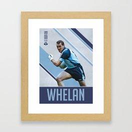 GAA Posters – Ciaran Whelan Framed Art Print